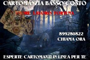 Consulti di Cartomanzia 899280822