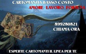 Consulti di Cartomanzia 899280821
